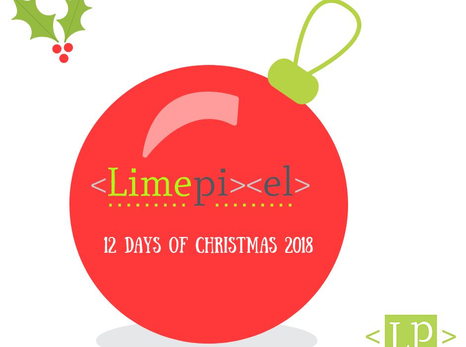 12 Days of Christmas 2018